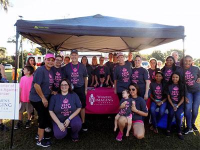 RIS Breast Cancer Awareness Walk